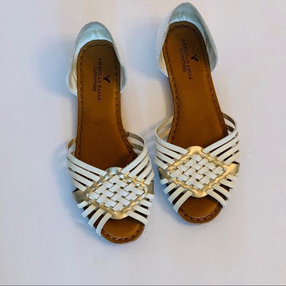 00925535e American Eagle Outfitters Shoes - America Eagle Size 9 Sandal Flat